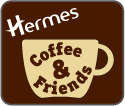 Hermes Coffe and Friends